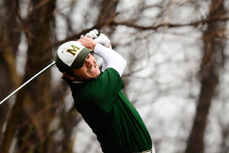 McDaniel opens spring with win