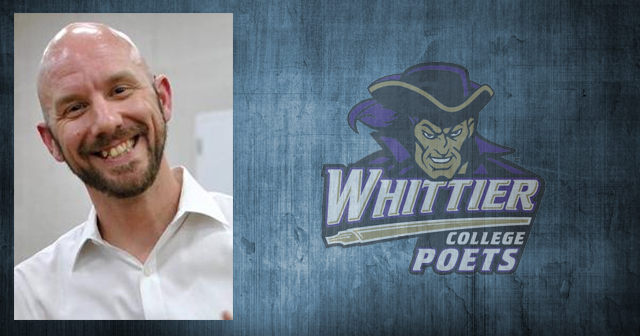 Tim Hamlet named Head Coach for Swimming & Diving at Whittier