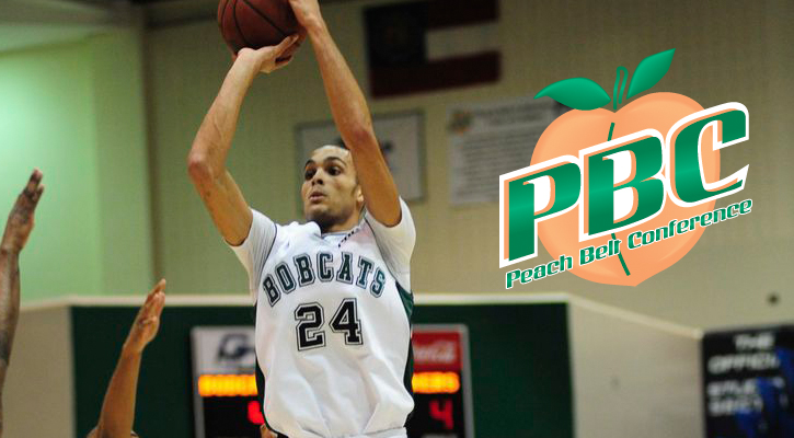 Ferguson Named All-PBC Third Team