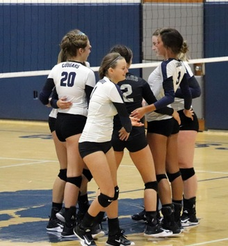 Cougar volleyball to hold open tryout on April 22