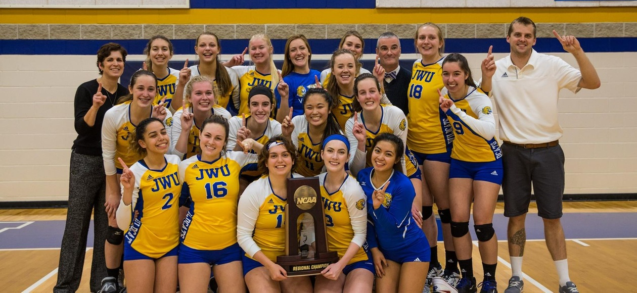Pure Michigan! Women's Volleyball Beats MIT 3-2 to Win NCAA Tournament Regional