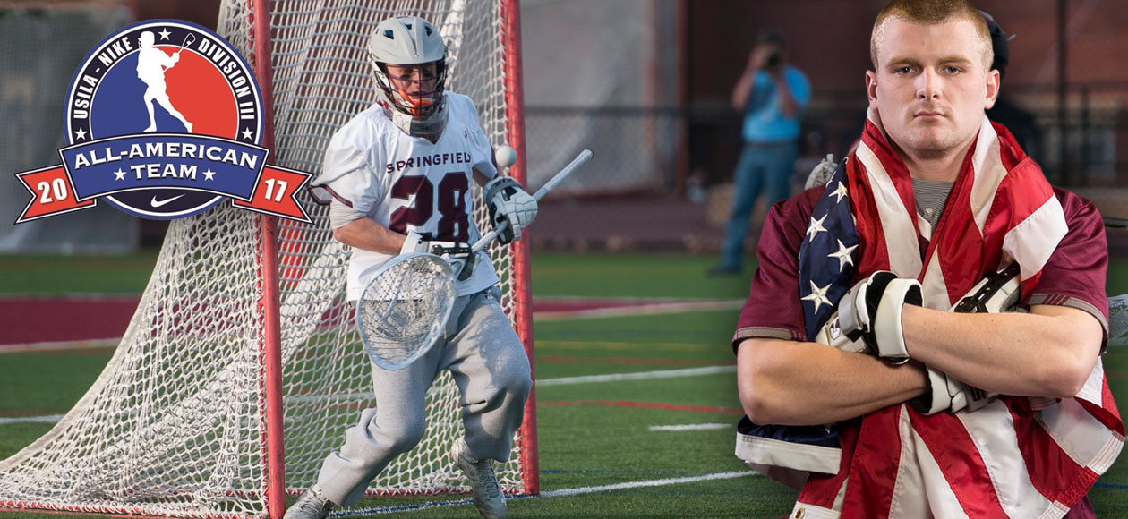 Reynolds Selected To USILA Honorable Mention All-America Team
