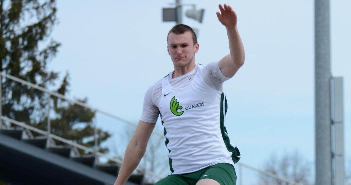 Men's Track & Field Heads to Heidelberg on Saturday