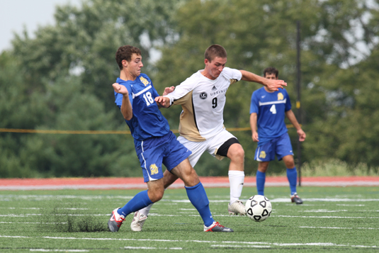 Men's Soccer plays to 1-1 stalemate with Washington College