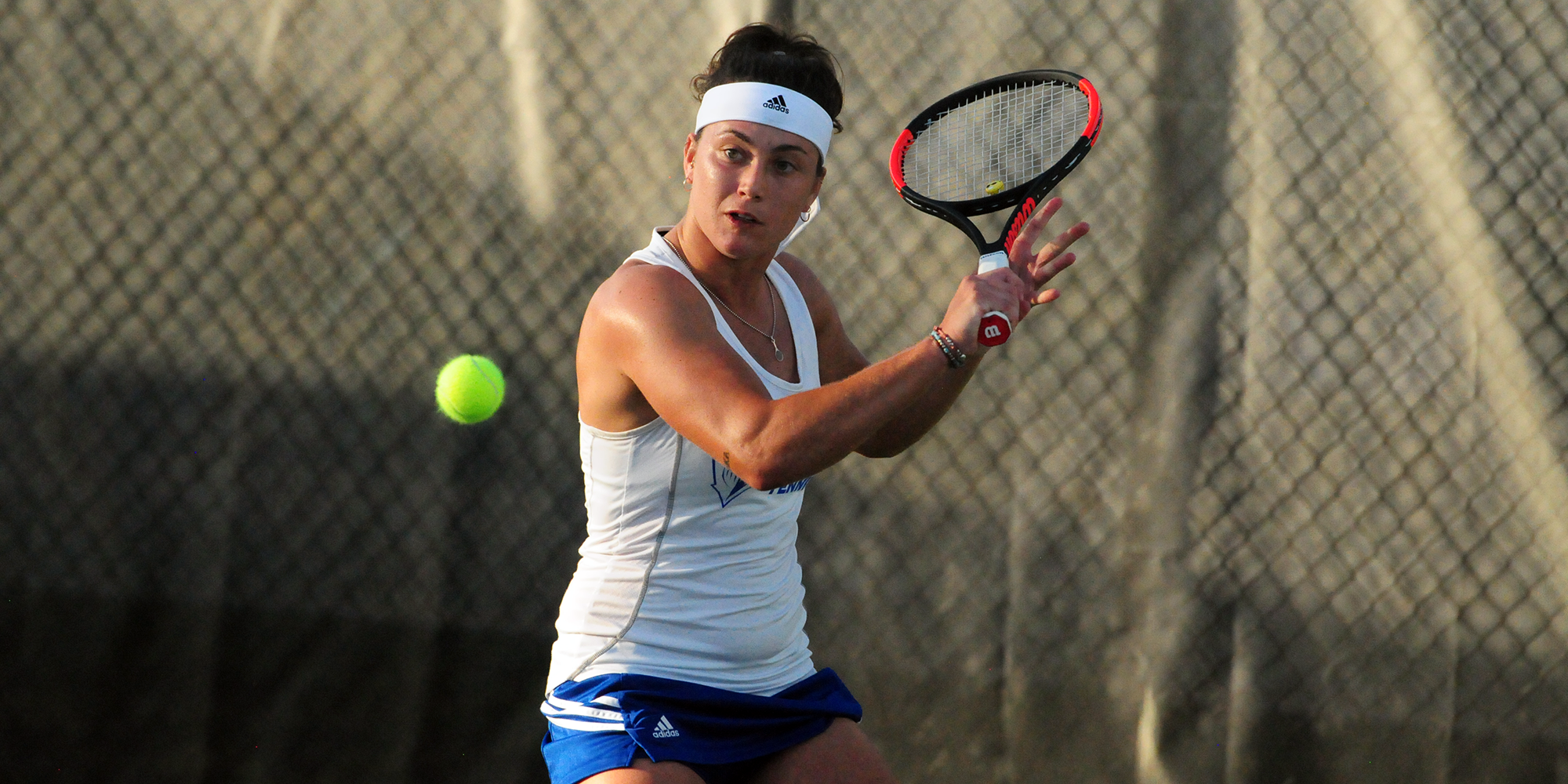 No. 2 Women's Tennis Dispatches Division I Georgetown
