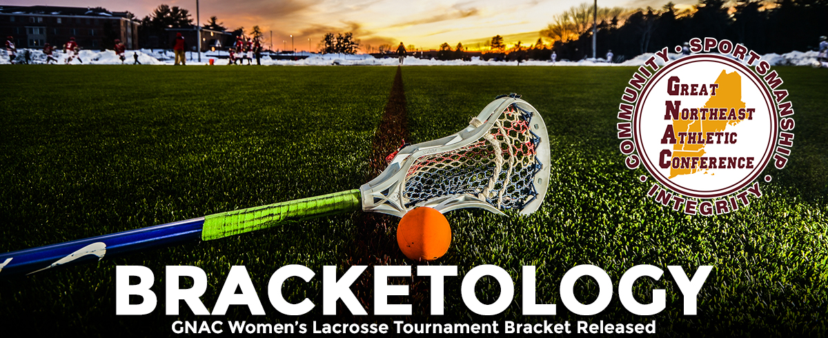 GNAC Women's Lacrosse Tournament Bracket Announced