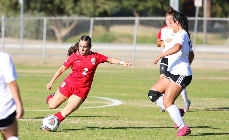 COD Women's Soccer pushes past the Eagles, 2-1