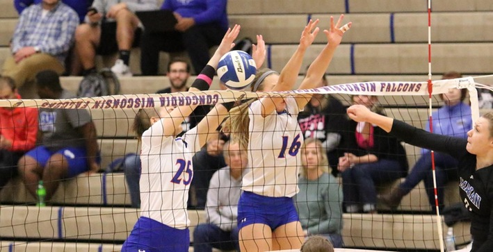 Women's Volleyball clinches NACC Tournament berth