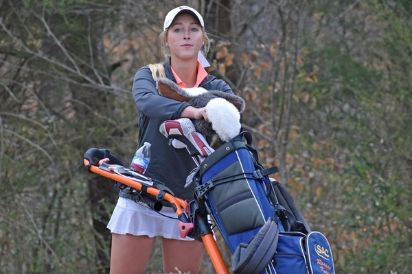 Kinnie, No. 25 Eagles fourth after first round of Music City Invitational