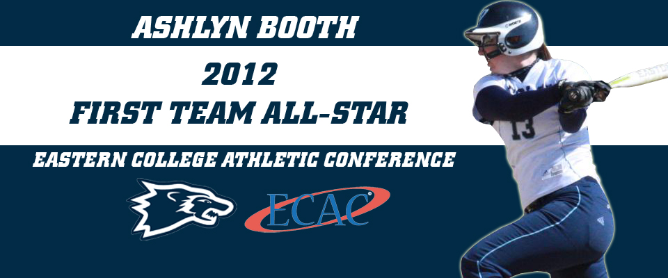 Booth Named To All-ECAC Team
