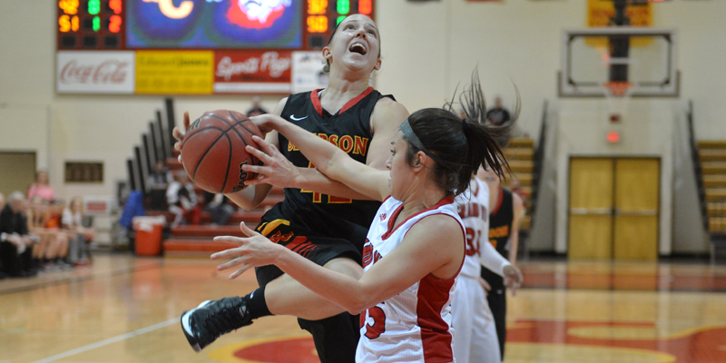Storm women tripped up by Buena Vista in IIAC opener
