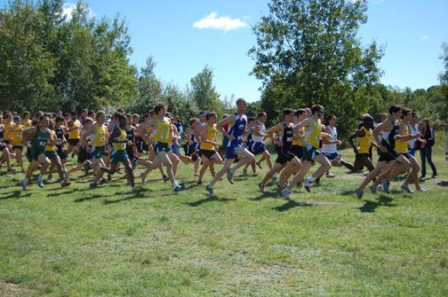 Lyndon men place fifth at SMC Invitational