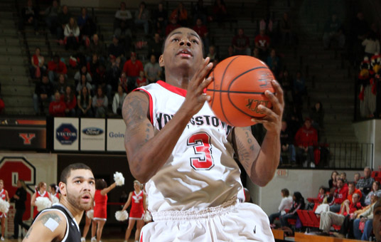 YSU Basketball vs Milwaukee