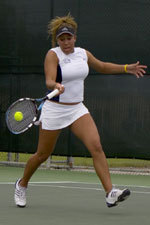 UCSB Opens 2007 Season Ranked 73rd Nationally; Scatliffe-Simic Doubles Team is Ranked 38th