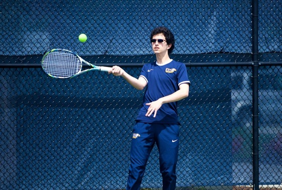 Men's Tennis Wraps Season With an 8-1 Defeat to Yeshiva