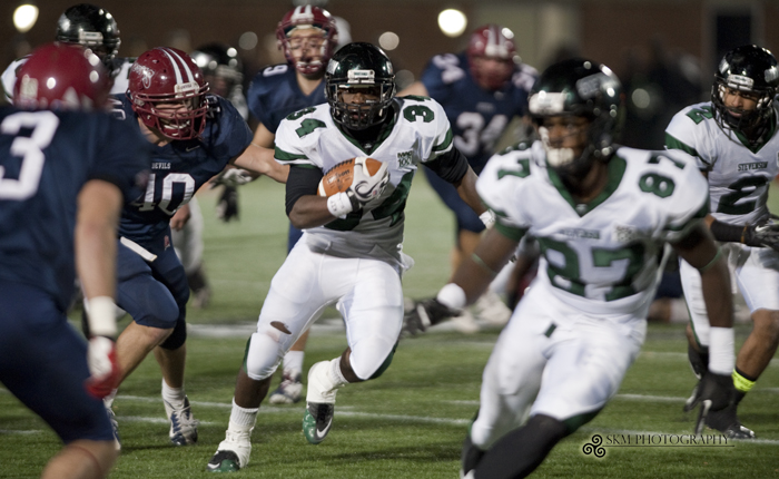 Smith Rushes for School Record 251 Yards in 28-13 Win Over FDU-Florham