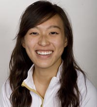 Michelle Jiang, Women's Tennis, Class of 2011