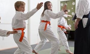 Youth Aikido