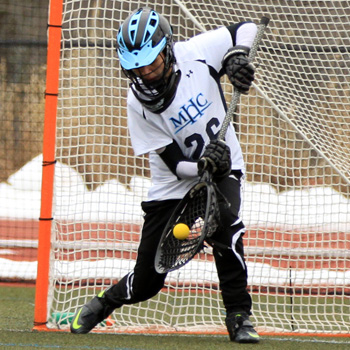 Lacrosse Downs New England College, 19-5