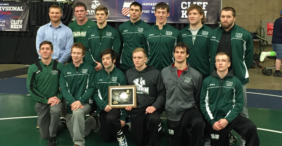 Storm Finishes Seventh at NWCA National Duals