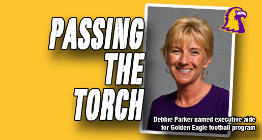 Debbie Parker named as executive aide for Golden Eagle football program