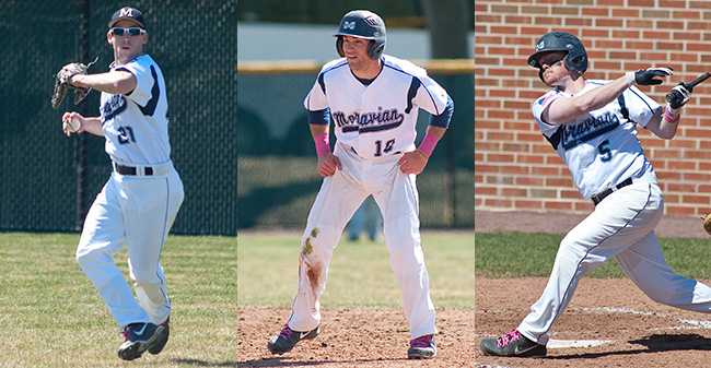 Connell, Hanson & Luke Ranked in NCAA DIII Baseball Stats ...: http://moraviansports.com/sports/bsb/2012-13/releases/20130501p6h0yp