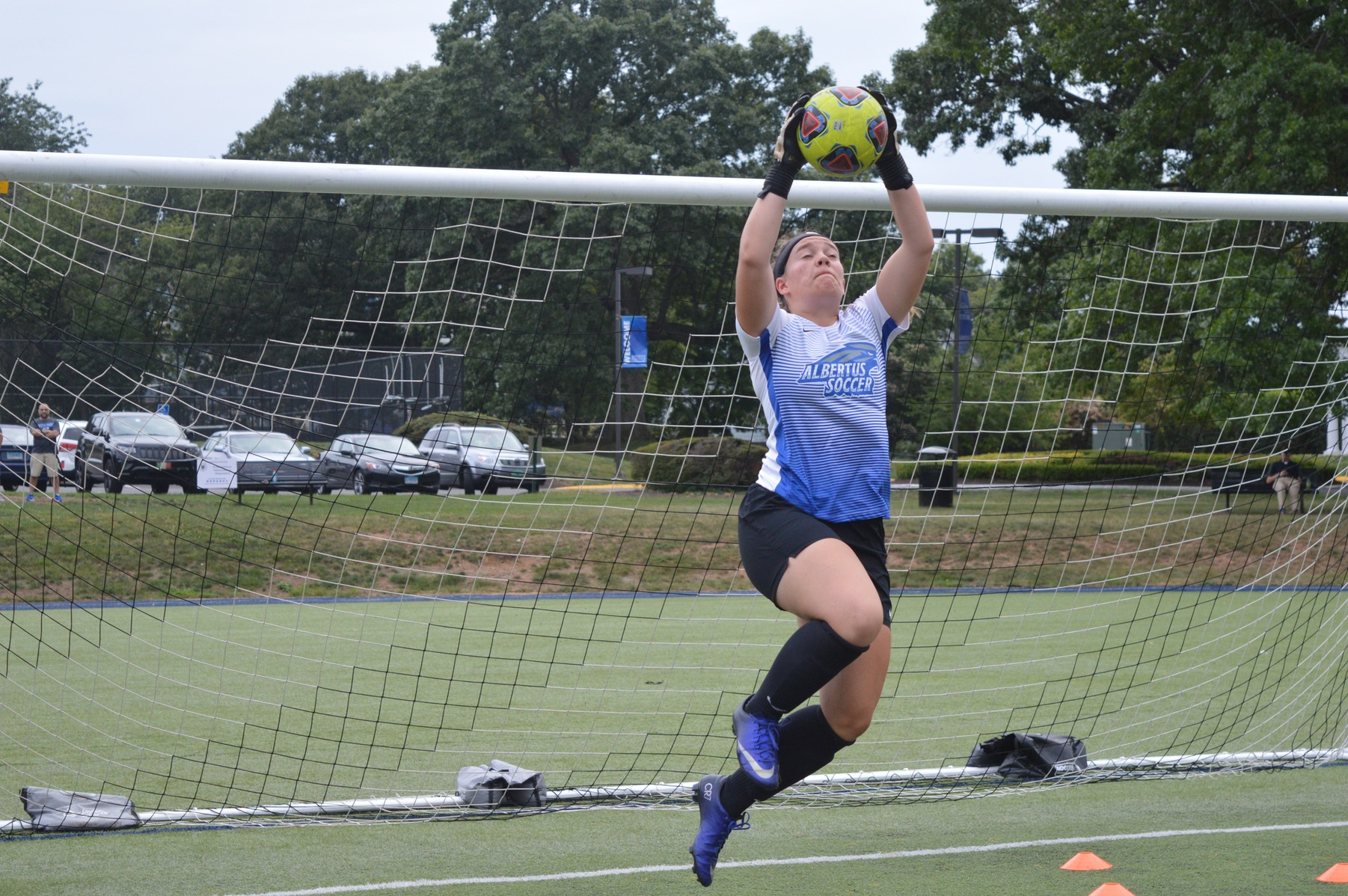 Women's Soccer Blanked by UMass Dartmouth, 2-0