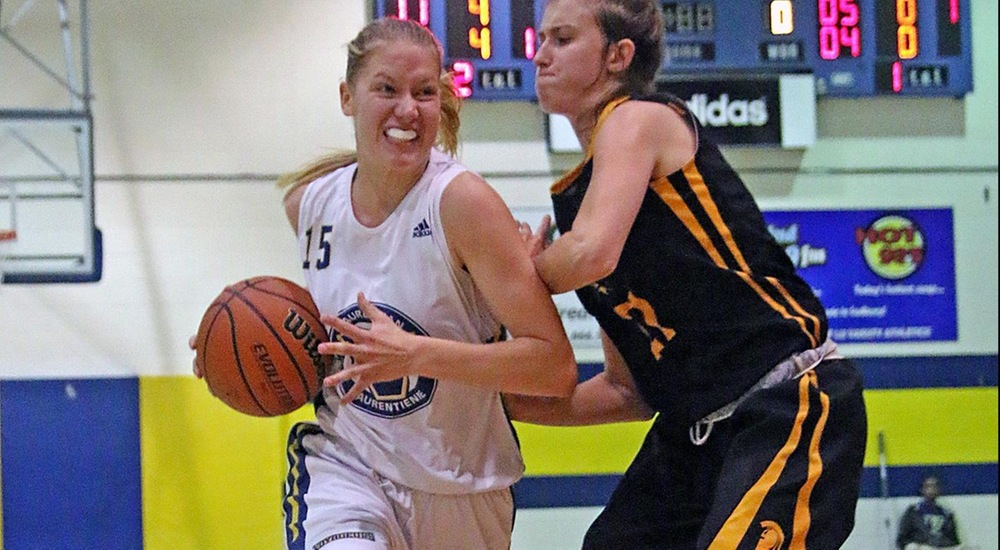 WBB | Voyageurs Run Over Cougars