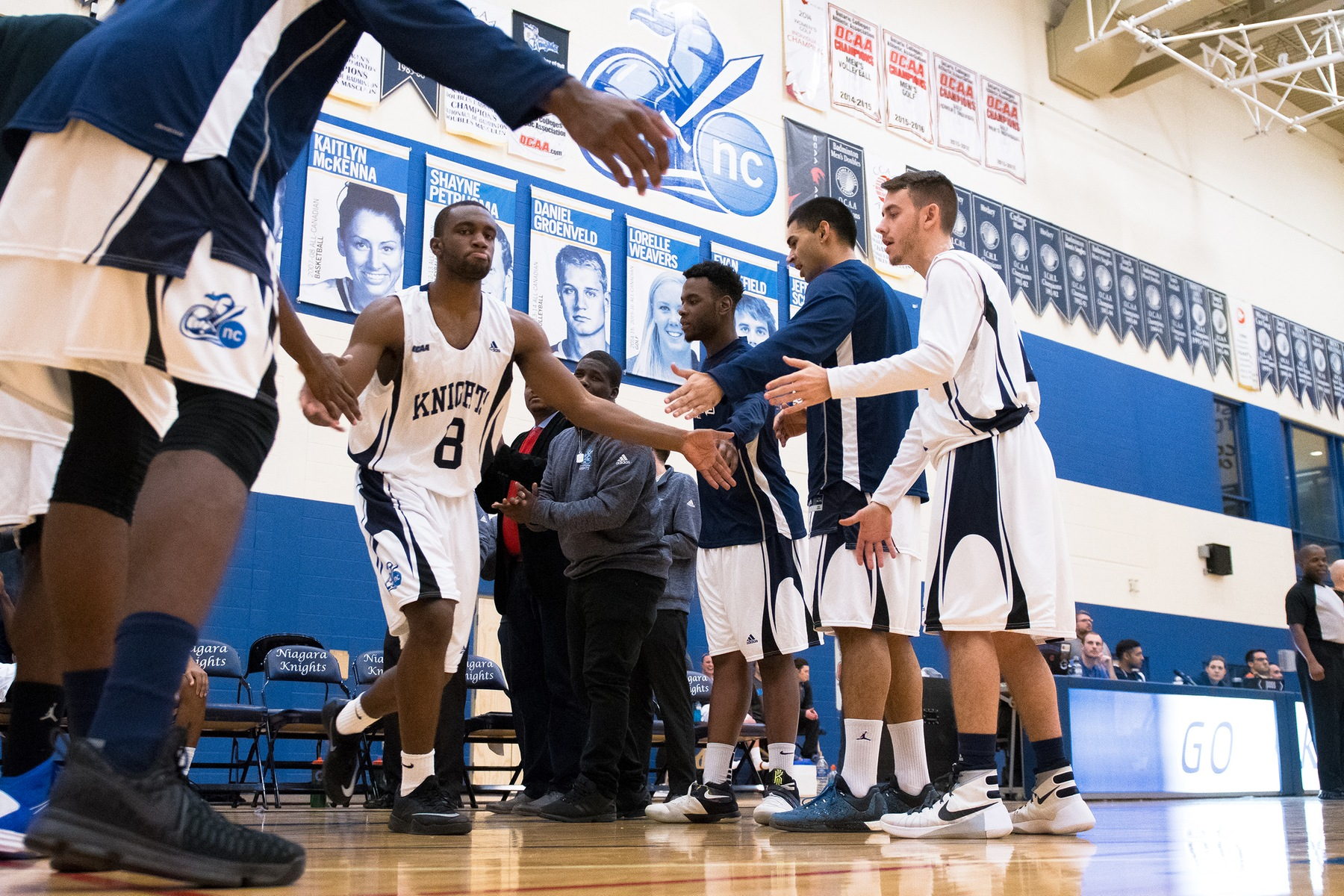 PREVIEW: No. 3 Knights men's basketball set to battle No. 7 Humber Hawks