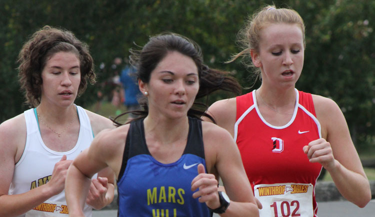 Women's Cross Country Picked to Finish Third in SAC