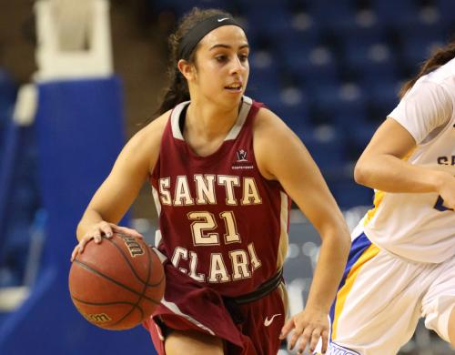 Women's Basketball Heads to UC Davis After Big Win at San Jose State