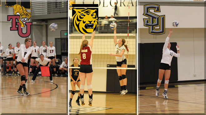 Colorado College, Southwestern and Trinity Receive Bids to 2012 NCAA Division III Volleyball Championships