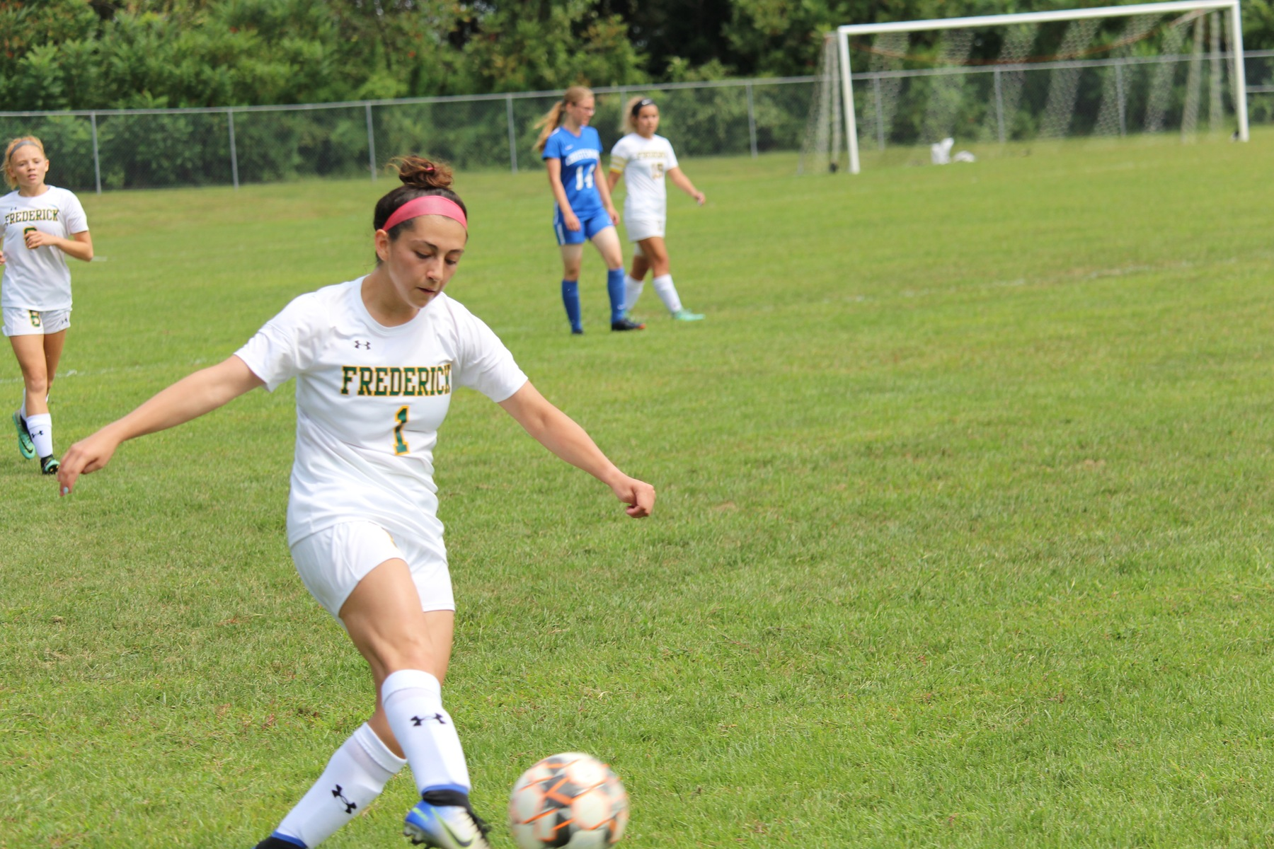 Women's Soccer Suffers First Setback of Season in Loss to Howard CC