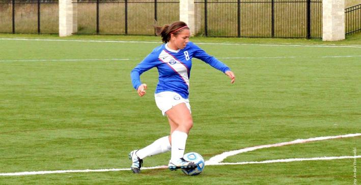 Women's Soccer deals Edgewood first NACC loss