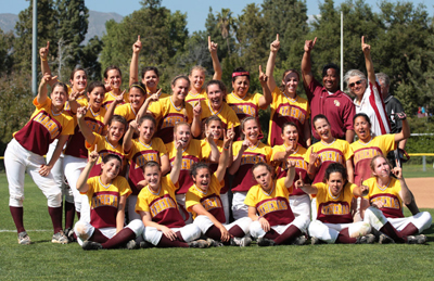 Athenas Begin Second Round Of SCIAC Play