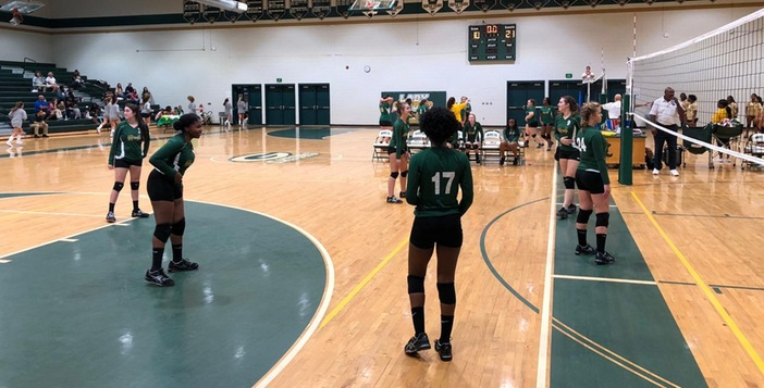 Lady Gators Drop Pair on the Road