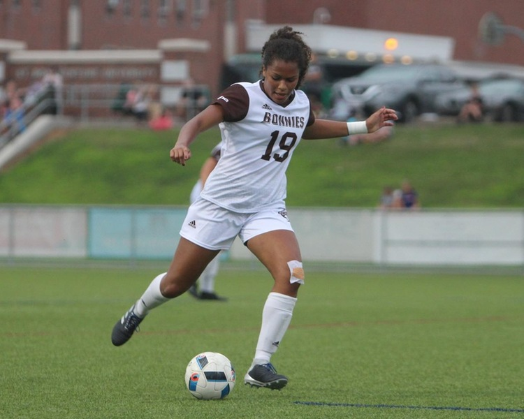 Bonnies Fall Just Short As Late Goal Pushes Kent State To 2-1 Win