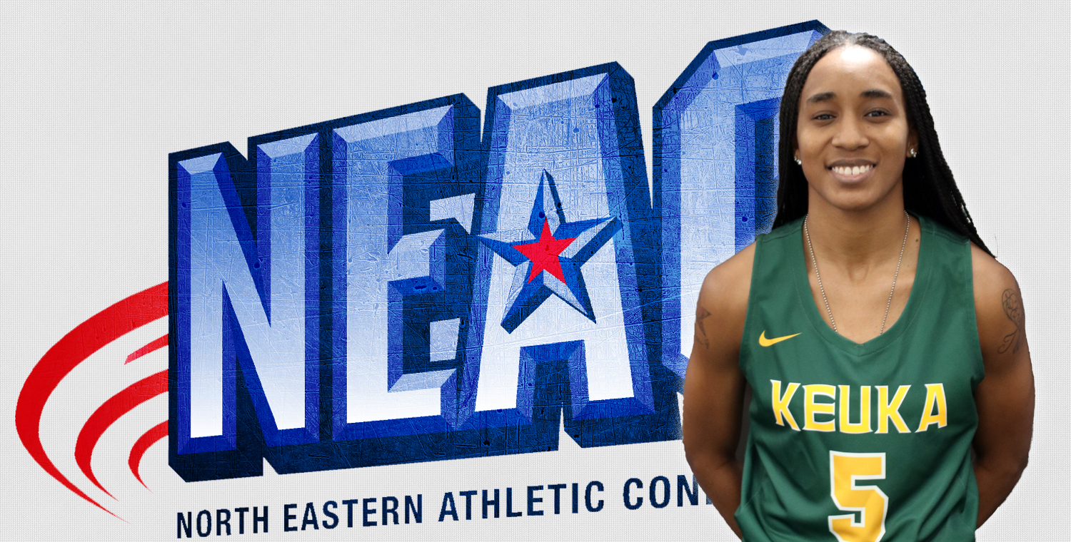 Johnson Named NEAC Player of the Week