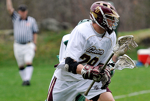 Men's Lacrosse - Cadets topped in opener