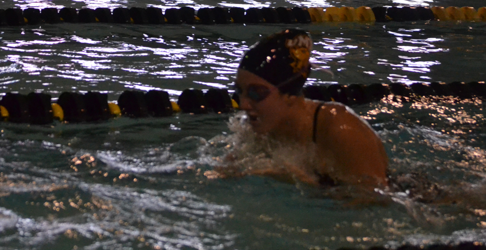 Escobedo Becomes Third UMBC Female Swimmer to Advance to NCAA Championships