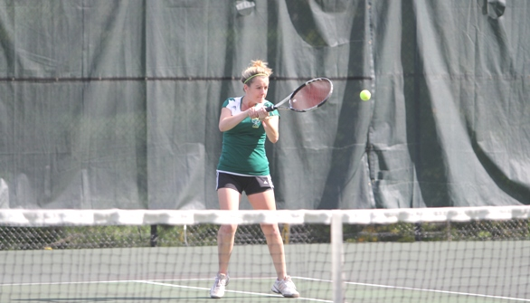 Lyndon earns first match victory of season