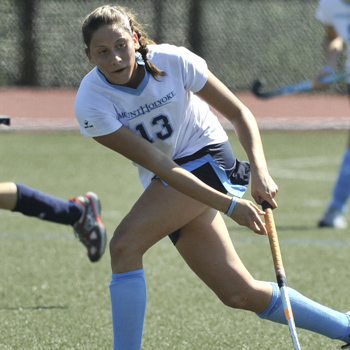 Kilburn Named to NFHCA All-Region Second Team