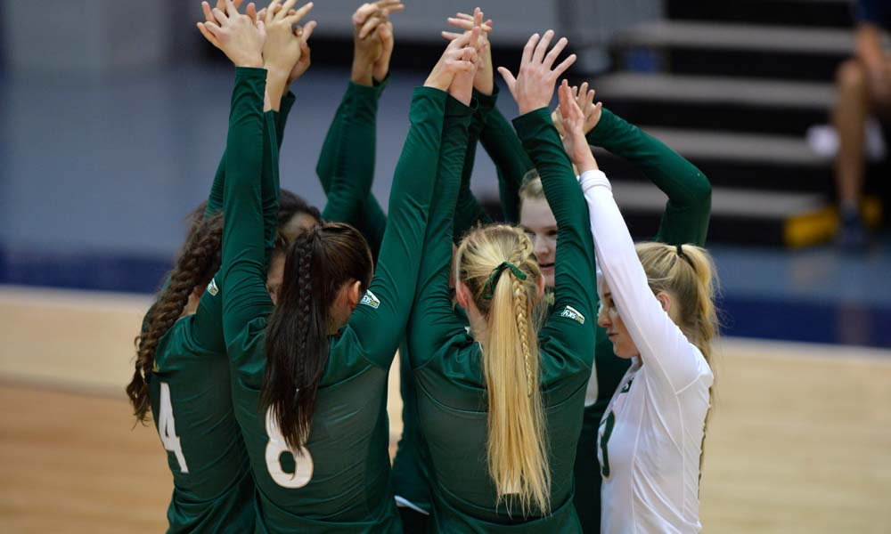 VOLLEYBALL TRAVELS TO RENO FOR THREE MATCHES, BEGINNING THURSDAY AT NEVADA