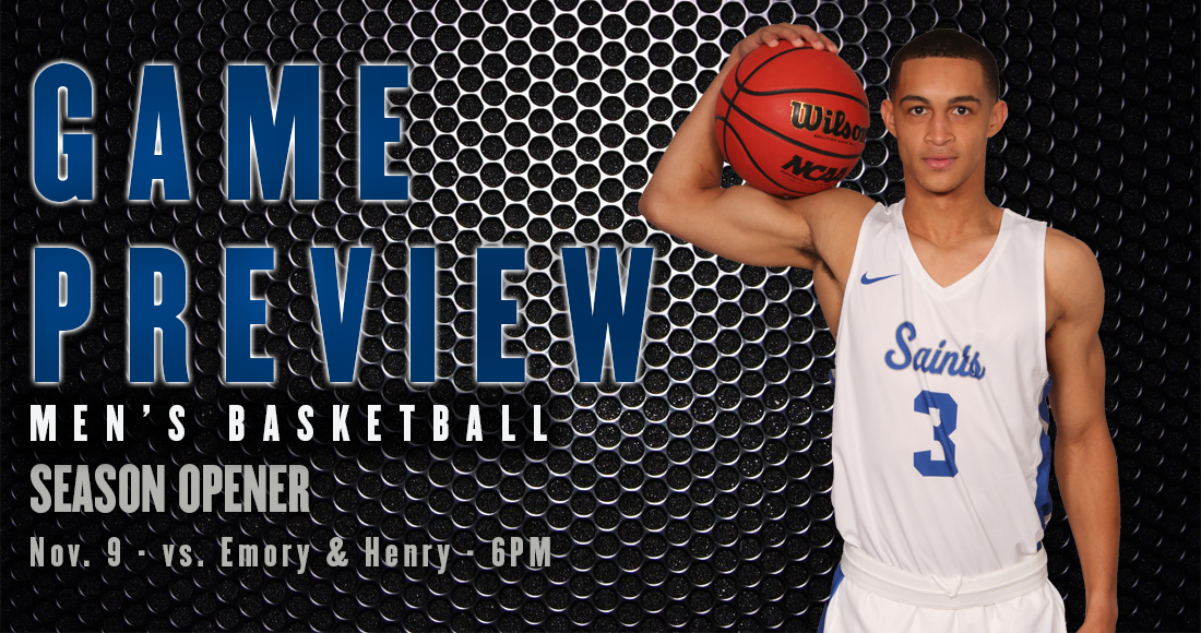 Men's Basketball Opens its Season at Emory & Henry