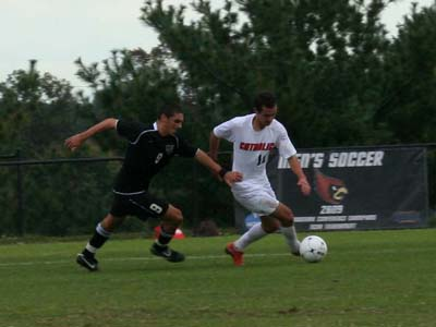 Cardinals forced to settle for 1-1 tie at Juniata