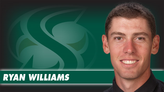 WILLIAMS GARNERS ANOTHER ACADEMIC HONOR