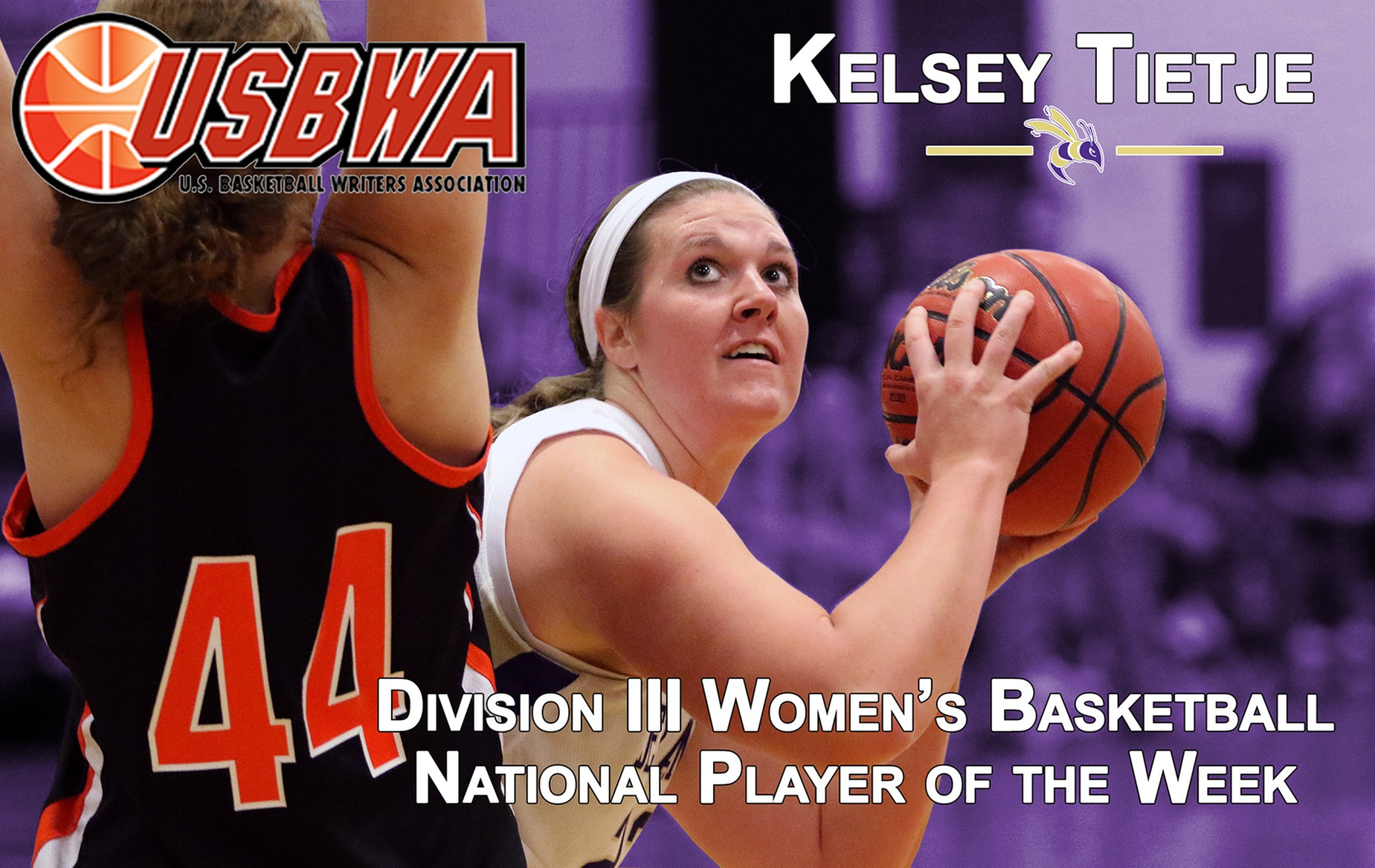 Tietje Adds Another Player of the Week Honor