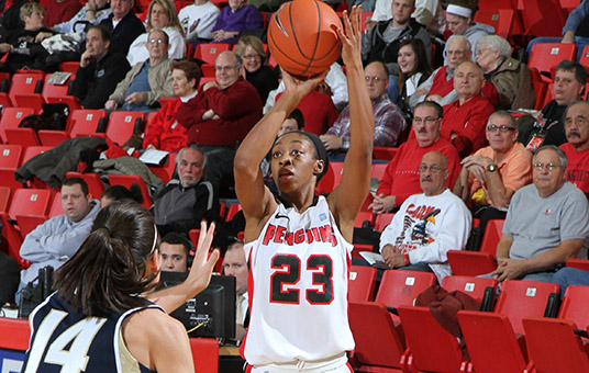 Big Three-Game Home Stand for Women's Basketball Starts Thursday vs. UIC