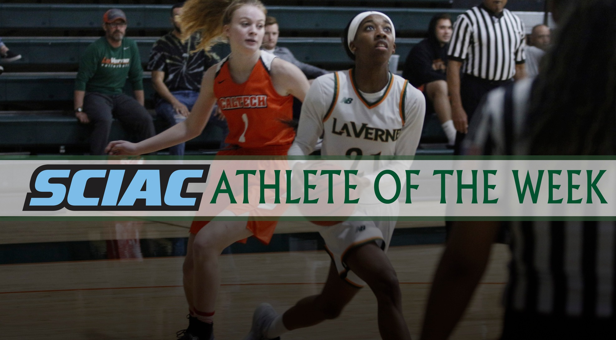 Gill Named SCIAC Athlete of Week