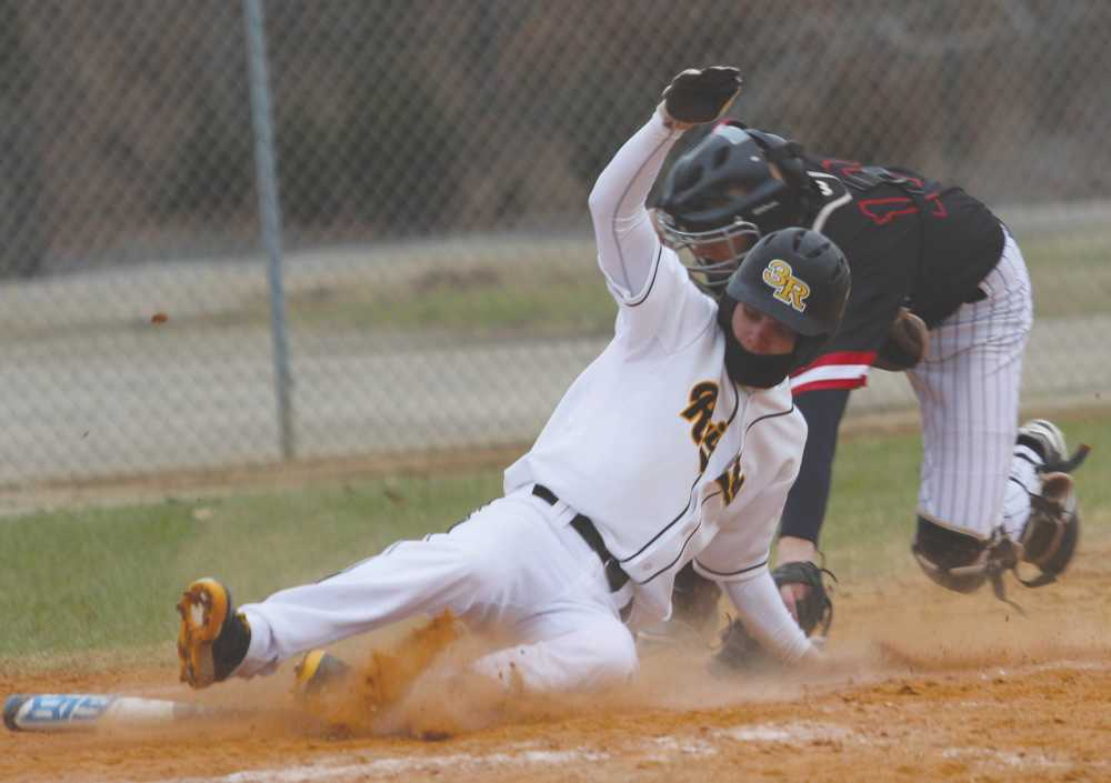 Three Rivers baseball run rules North Central twice in Region XVI opener